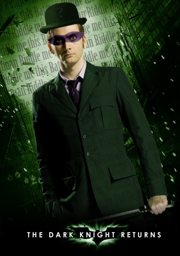 The Riddler is Coming to the Small Screen in Gotham | The ...